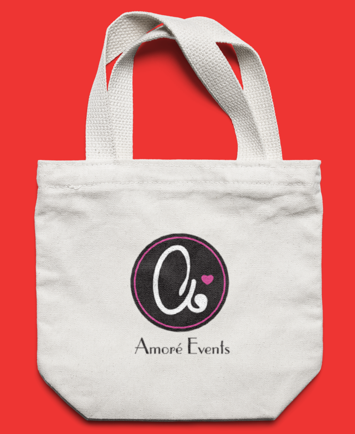 Amore Events tote bag